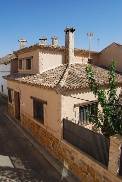 Casa rural parajes del j car la casa casas de - Casas de pueblo reformadas ...